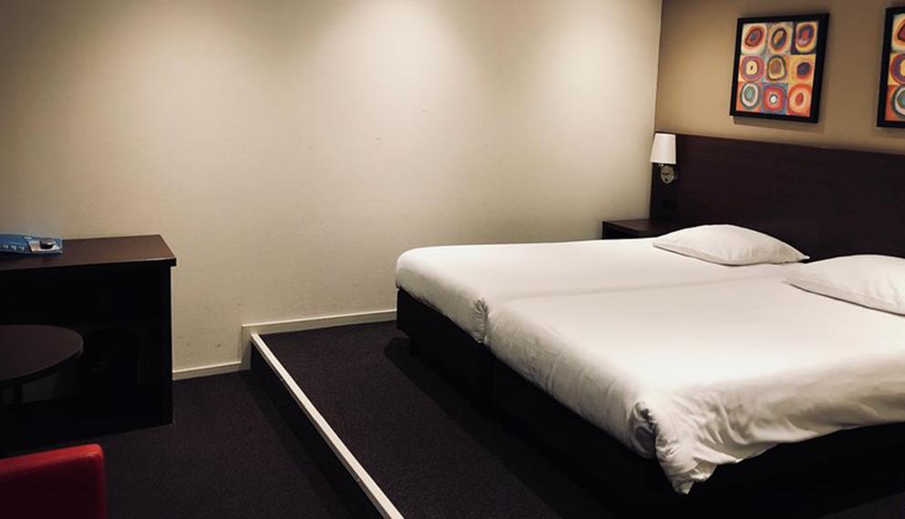 Hotelkamer in overijssel fletcher hotel gilde
